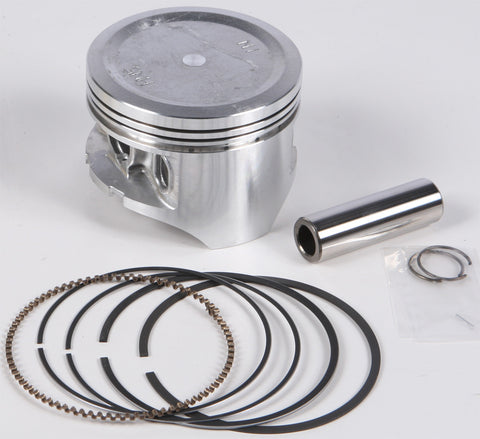 Pro-X 01.1480.000 Piston Kit for 2000-06 Honda TRX350 Rancher - 78.50mm