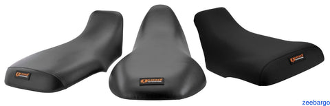Quadworks Quadworks 30-23088-01 Black Seat Cover for 1986-04 Kawasaki KLF300 Bayou