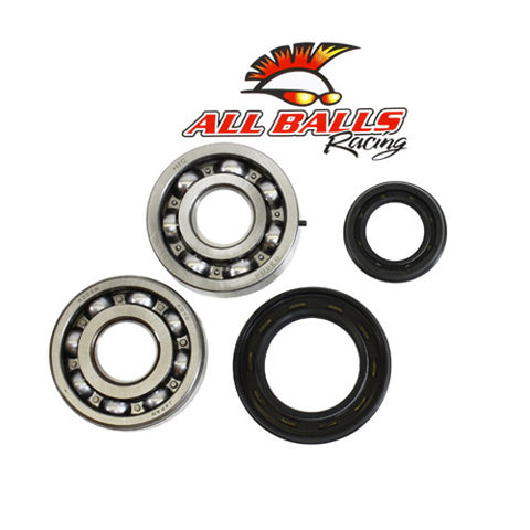 All Balls Crankshaft Bearing & Seal Kit for 1987-09 Yamaha YFZ350 Banshee - 24-1034