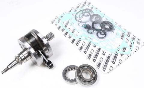 Wiseco WPC138 Bottom End Rebuild Kit for 2002-07 Honda CRF450R - 62.10mm
