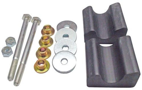 C&A Pro Ski Mounting Kit for Yamaha Snowmobiles - 10mm bolt - 76000282
