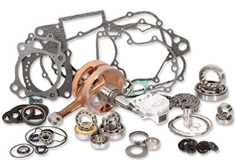 Wrench Rabbit WR101-128 Complete Engine Rebuild Kit for 2007-09 KTM 200 XC