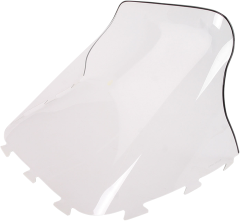 Sno-Stuff 450-812 25 Inch Clear Windshield for 1979-81 Scorpion Models