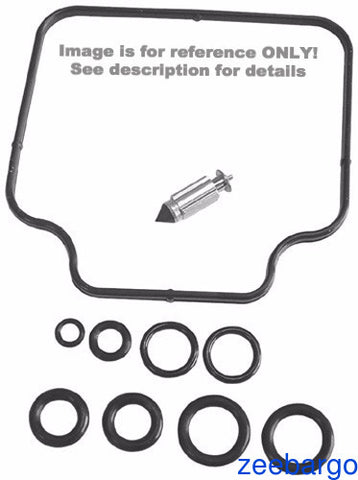 Shindy Shindy 03-029 Carburetor Repair Kit for 1991-92 Honda TRX300 / TRX300FW