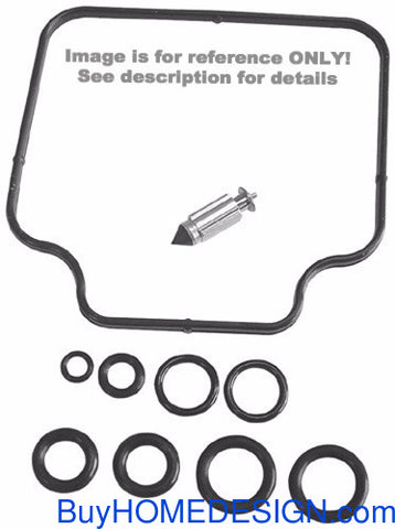 K&L Supply K&L Supply 18-4927 Carburetor Repair Kit for 2003-05 Honda Rincon 650