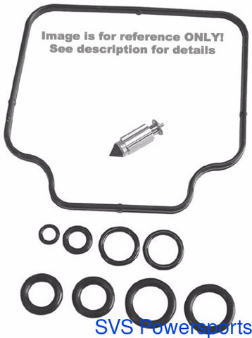 Shindy Shindy 03-324 Carburetor Repair Kit for 2005-09 Yamaha YFM250B