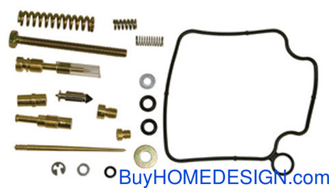 K&L Supply K&L Supply 18-9305 Carburetor Repair Kit 1995-01 Honda TRX400FW Foreman 4x4