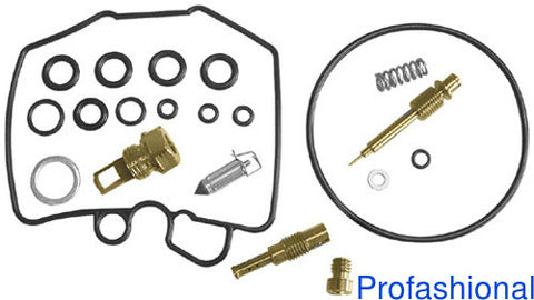 K&L Supply K&L Supply 18-9314 Carb Repair Kit for 2003-05 Kawasaki KFX400 / Suzuki LT-Z400K