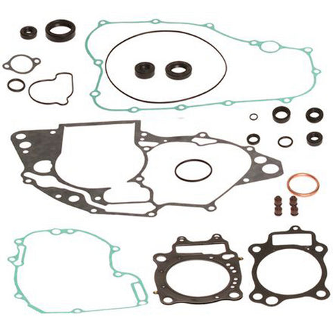 Pro-X Racing Complete Engine Gasket Kit for 1986-91 Honda CR80R - 34.1106