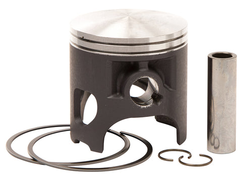 Vertex 22569050 Replica Piston Kit for 1988-06 Yamaha 200 Blaster - 66.45mm