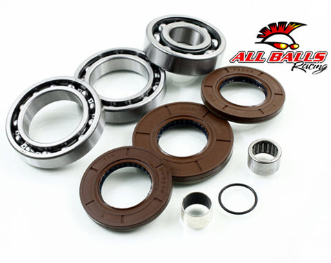 All Balls 25-2094 Front Differential Bearing and Seal Kit All Balls Racing