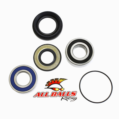 All Balls Rear Wheel Bearing Kit for Suzuki LT-F250 / LT-Z250 Models - 25-1478