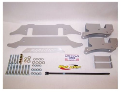 "High Lifter 3-5"" Signature Series Lift Kit for Polaris RZR 1000 XP - Silver"