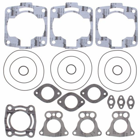 Winderosa - 610805 - PWC Top-End Gasket Set w/ Seals for 1996-97 Polaris SL 900