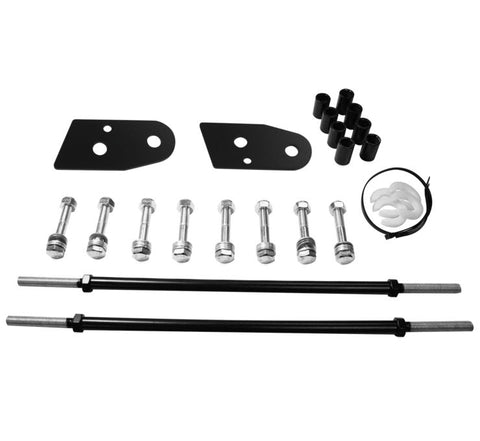 DragonFire Racing Stage 1 Lift Kit for 2018 Polaris Ranger XP 1000 - 16-1802