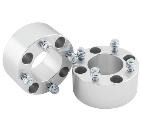 QuadBoss Wheel Spacers - 2.5 Inch - 4/137 Bolt Pattern - M12x1.25mm Thread