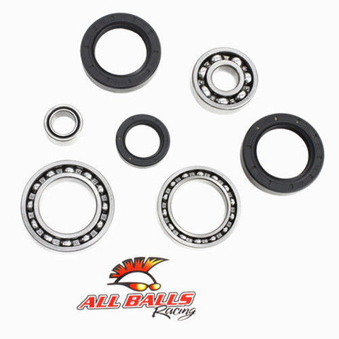 All Balls Racing 25-2007 Rear Differential Bearing Kit for 1984 Honda TRX200