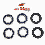 All Balls Racing 25-1436 Rear Wheel Bearing Kit for 2001-04 Arctic Cat 400 / 500