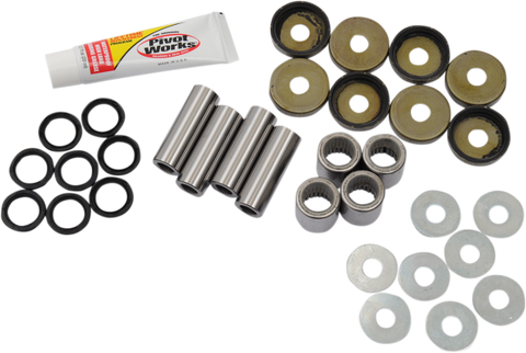 Pivot Works A-Arm Bearing Kit for 2003-08 Suzuki LT-Z400 QuadSport - Lower - PWAAK-S06-400L