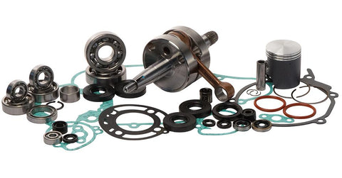 Wrench Rabbit Complete Engine Rebuild Kit for 2003-04 Kawasaki KX65 - WR101-049