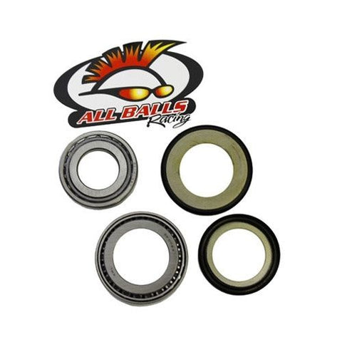 All Balls 22-1019 Steering Bearing & Seal kit for Suzuki DR / RM / SP Models