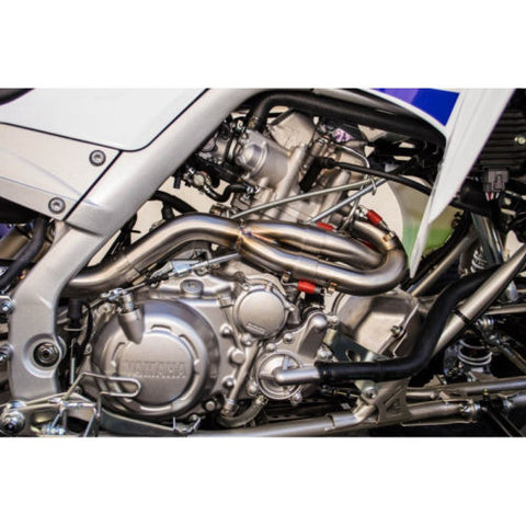 Big Gun 13-2661 EXO Series Head Pipe for 2006-14 Yamaha Raptor 700