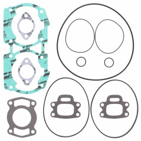 Winderosa - 610201 - PWC Top-End Gasket Set w/ Seals for 1993-95 Sea Doo 650