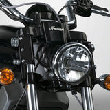 National Cycle QS4 Mount Kit for 2015-19 Indian Scout models - Black - KIT-Q344-002