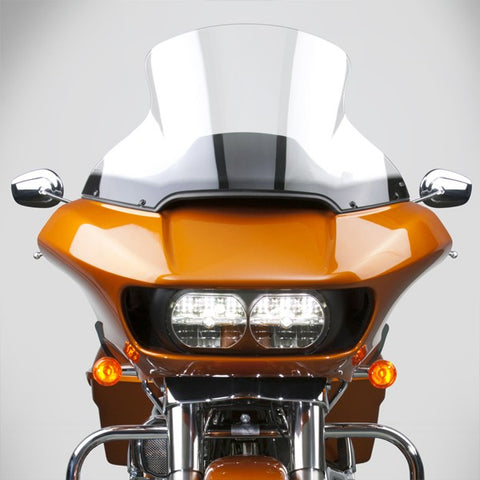 National Cycle N20431 Clear VStream Windshield for 2015-18 Harley FLT Road Glides