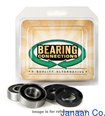 Bearing Connection Bearing Connection 101-0229 Front Wheel Bearing Kit for Suzuki LTA / LTF Models