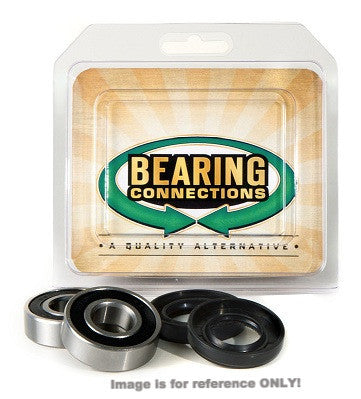 Bearing Connection Bearing Connection 101-0190 Front Wheel Bearing Kit for 1988-01 Honda TRX Models