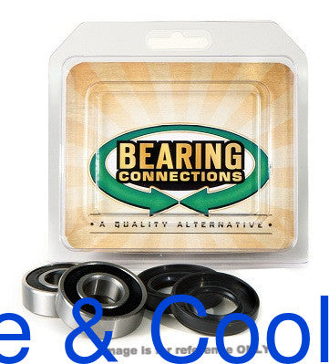 Bearing Connection Bearing Connection 301-0098 Rear Wheel Bearing Kit for Honda TRX / ATC Models