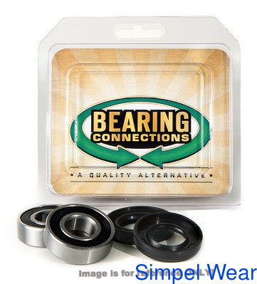 Bearing Connection Bearing Connect 101-0241 Front Wheel Bearing Kit for 1999-02 Yamaha Grizzly 660