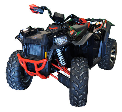 Direction-2 OFSPL8000 Overfenders for 2013-16 Polaris Scrambler 850 / XP 1000