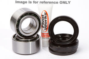 Pivot Works Pivot Works PWFWS-Y18-000 Wheel & Seal Kit for 1979-87 Yamaha QT50