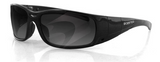 Bobster Eyewear Bobster BGUN001 Gunner Convertible (Black Frame) Photochromic & Clear Lenses - 1