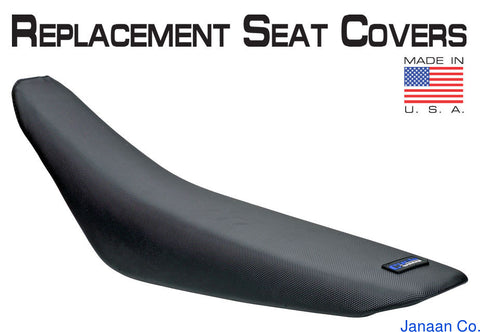 Cycleworks CycleWorks 36-48093-01 Gripper Black Seat Cover for 1993-01 Yamaha YZ80 - 1