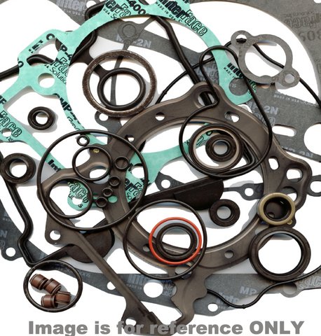 Winderosa Winderosa 711250 Complete Gasket Kit with Oil Seals for