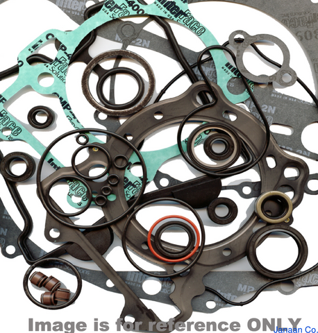 Winderosa Winderosa 711311 Complete Gasket Kit with Oil Seals for