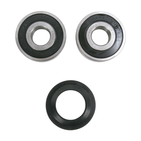 Pivot Works Front Wheel Bearing Kit for Honda CR250M / SL350 - PWFWK-H37-000
