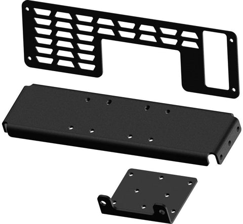 KFI Products Winch Mount Kit for 2016-19 Honda SXS1000 Pioneer 1000-101285