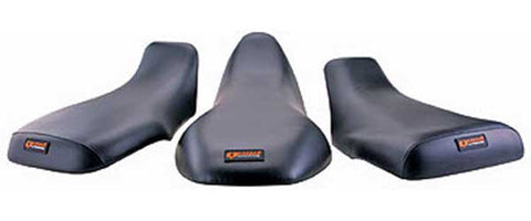 Quadworks Black Seat Cover for 2005-14 Honda TRX500 models - 30-15005-01