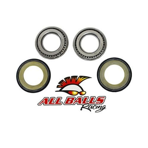 All Balls 22-1021 Steering Bearing & Seal kit for 2003-16 Honda CRF150 Models