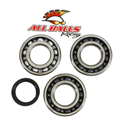 All Balls Crankshaft Bearing & Seal Kit for Polaris Scrambler / ATP 500 - 24-1090