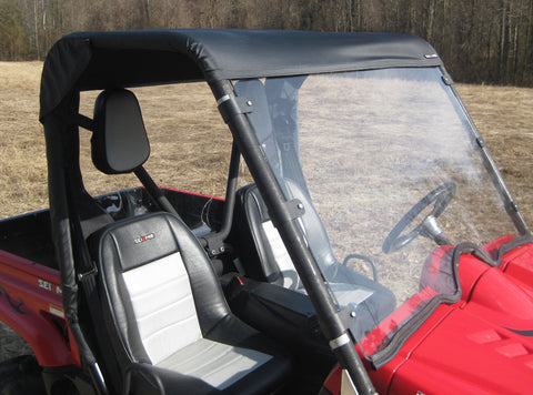 Seizmik  18043 Soft Top & Rear Panel for Yamaha Rhino