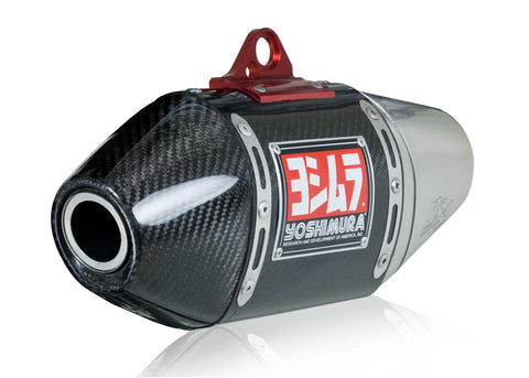 Yoshimura 116600D220 RS-4 Signature Series Dual Exhaust for 2000-18 Suzuki DR-Z400S/SM