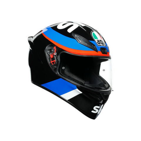 AGV K-1 VR46 Sky Racing Team Helmet - XX-Large