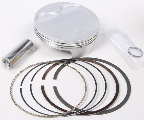 Pro-X 01.1496.B Piston Kit for 2006-14 Honda TRX450R / TRX450ER - 95.97mm
