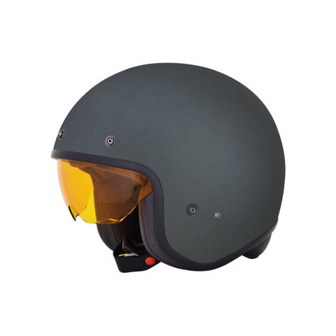 AFX FX-142 Youth Helmet - Frost Gray - Large