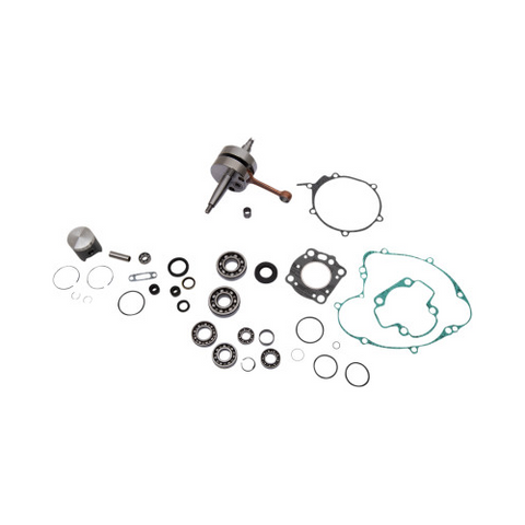 Wrench Rabbit Complete Engine Rebuild Kit for 1985-03 Kawsaki KX60 - WR00005